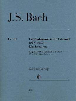 Harpsichord Concerto no. 1 in d minor BWV 1052