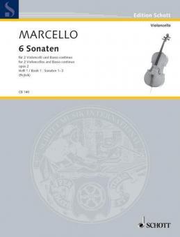 6 Sonaten Vol. 1: Nr. 1-3Download