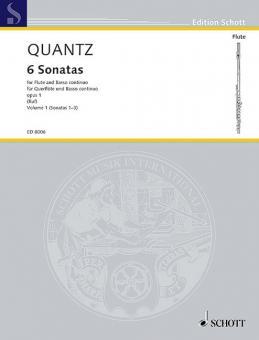 6 Sonatas op. 1 Vol. 1Download