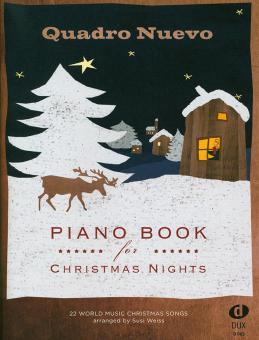 Piano Book for Christmas Nights