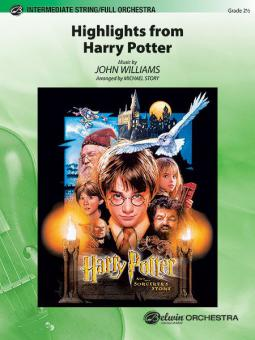 Highlights from Harry Potter