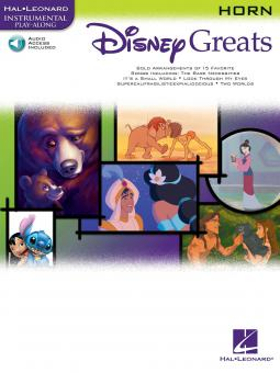 Disney Greats Horn