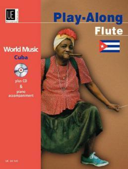 World Music: Cuba - Play Along Flute