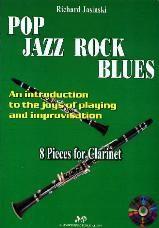 Pop Jazz Rock Blues Clarinet