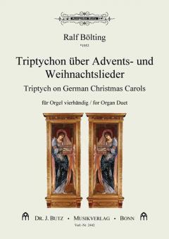 Triptychon über Advents- und Weihnachtslieder