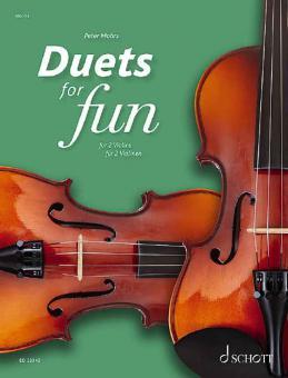 Duets for Fun: ViolinsStandard