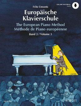 The European Piano Method 3