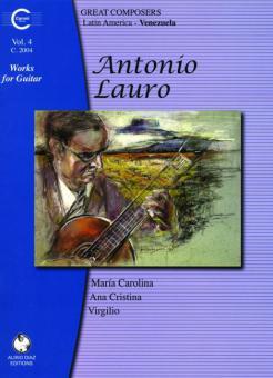 Works for Guitar: Venezuela Vol. 4