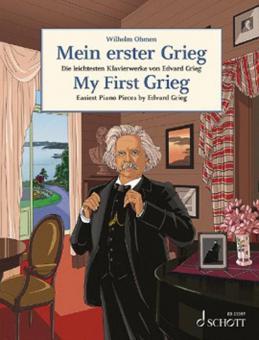 My first Grieg