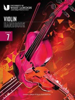 LCM Violin Handbook 2021: Grade 7