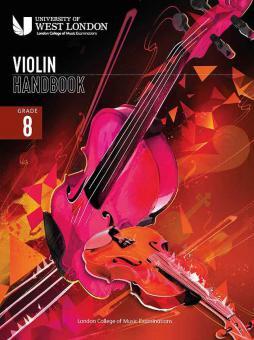 LCM Violin Handbook 2021: Grade 8