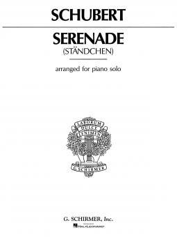 Standchen Serenade Piano Solo