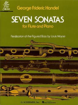 Seven Sonatas for Flute and Piano