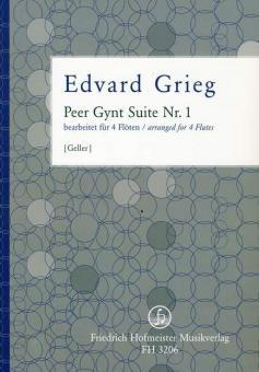 Peer Gynt Suite Nr. 1
