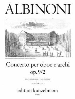 Concerto in D minor Op. 9 No. 2