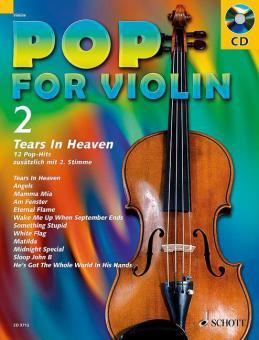 Pop For Violin 2: Tears in Heaven