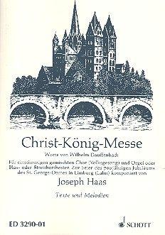 Christ-König-Messe op. 88Standard