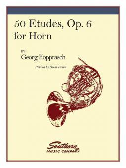 50 Etudes, Op. 6