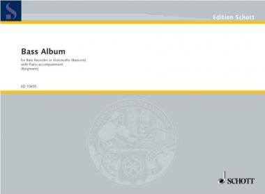 Bass Recorder AlbumStandard