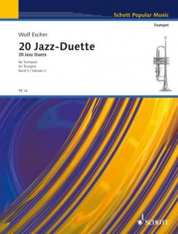 20 Jazz-Duets Vol. 2Standard