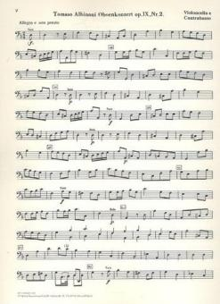 Concerto op. 9/2