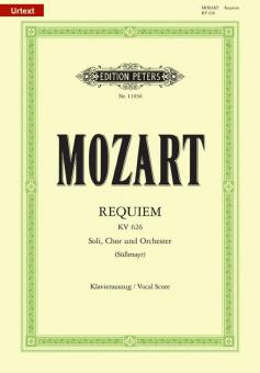 Requiem in D minor K626