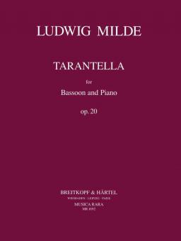 Tarantella op. 20