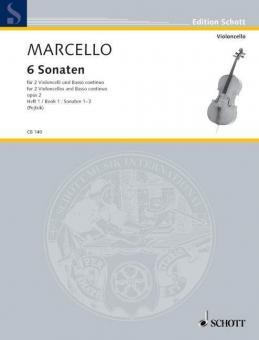 Six Sonatas Vol. 1Standard