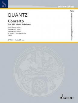 Concerto Bb Major No. 292Standard