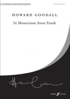 In Memoriam Anne Frank