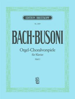 Choral Preludes Vol. 1