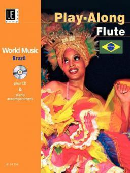 World Music: Brazil - Play Along Flute