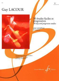 50 Easy and Progressive Studies 2