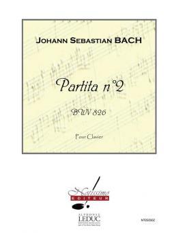 Partita Nr. 2 BWV 826