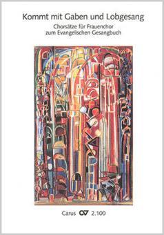 Chorsätze zum Evangelischen Gesangbuch, Heft 2
