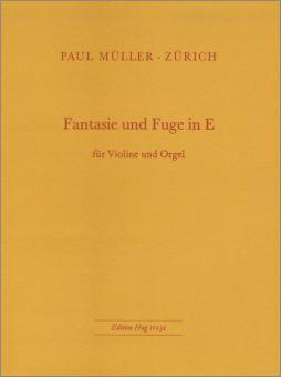 Fantasie und Fuge E-Dur op. 45