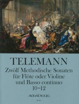 12 methodical sonatas 4