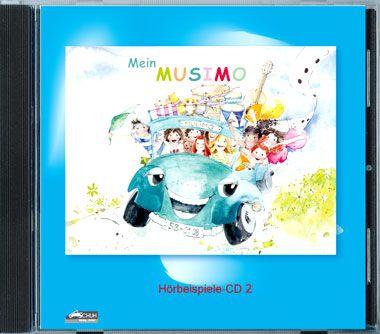 Mein Musimo: Lehrer-CD 2