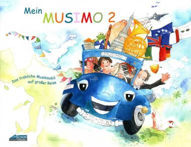 Mein Musimo: Kinderbuch 2