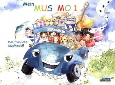 Mein Musimo: Kinderbuch 1