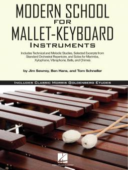 Modern School For Mallet-Keyboard Instruments