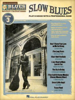 Blues Play-Along Vol. 3: Slow Blues