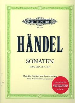 Complete Flute Sonatas in 3 Volumes Vol. 2