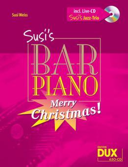 Susi's Bar Piano Merry Christmas! (+ CD)