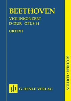 Concerto D major Op. 61