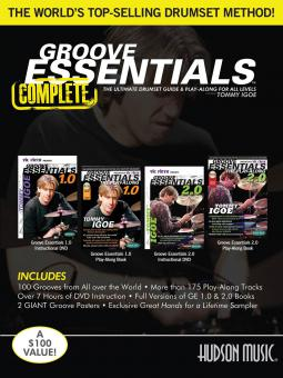 Groove Essentials 1.0/2.0 - Complete