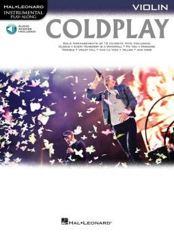 Coldplay For Violin
