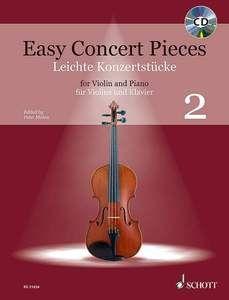 Easy Concert Pieces 2Standard