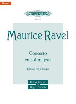 Piano Concerto in G major