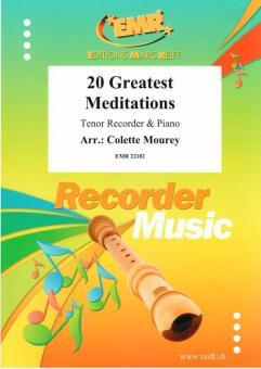 20 Greatest MeditationsStandard